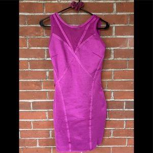Forever 21 magenta short dress